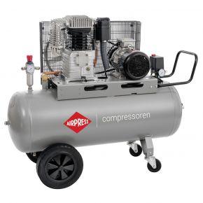 Compressor HK 700-150 Pro 11 bar 5.5 hp/4 kW 621 l/min 150 l