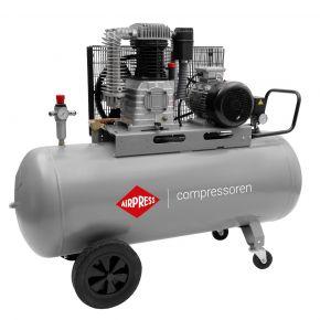 Compressor HK 1000-270 11 bar 7.5 hp/5.5 kW 698 l/min 270 l