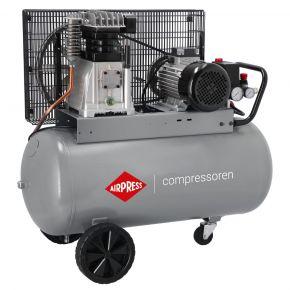 Compressor HK 600-90 Pro 10 bar 4 hp/3 kW 336 l/min 90 l