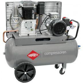 Compressor HK 650-90 Pro 11 bar 5.5 hp/4 kW 490 l/min 90 l
