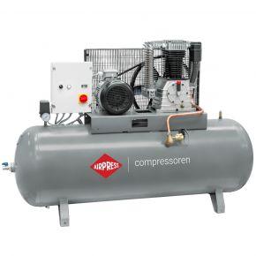 Compressor HK 1500-500 Pro 11 bar 10 hp/7.5 kW 859 l/min 500 l