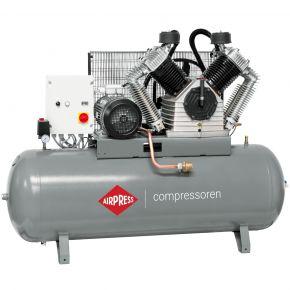 Compressor HK 2500-500 SD Pro 11 bar 20 hp/15 kW 1700 l/min 500 l star delta switch