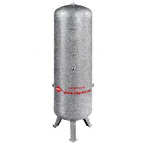 Air receiver 500 l 11 bar galvanized