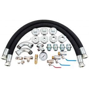 Installation kit 2000 l 12 bar