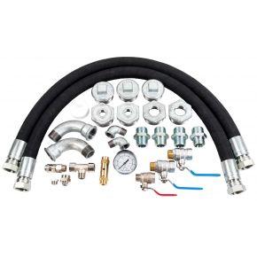 Installation kit 500 l 11 bar