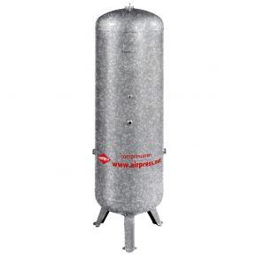 Air receiver 270 l 16 bar galvanized