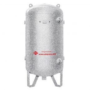 Air receiver 2000 l vertical galvanized 11 bar