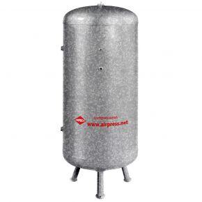 Air receiver 2000 l 16 bar galvanized