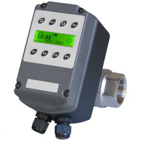 "Electric ball valve 230 V 1"""