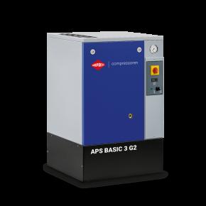 Screw compressor APS 3 basic g2 10 bar 3 pk 294 l/min