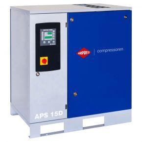 Screw Compressor APS 15D 10 bar 15 hp/11 kW 1400 l/min