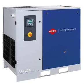 Screw Compressor APS 20B 10 bar bar 20 hp/15 kW 2090 l/min