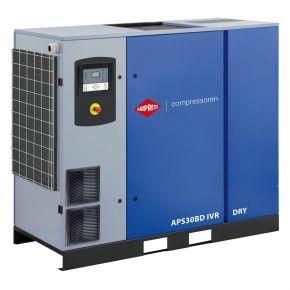 Screw Compressor APS 30BD IVR Dry 13 bar 30 hp/22 kW 770-4170 l/min