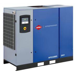 Screw Compressor APS 30BD Dry 10 bar 30 hp/22 kW 3320 l/min