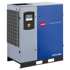 Screw Compressor APS 35BD 10 bar 35 hp/26 kW 3935 l/min