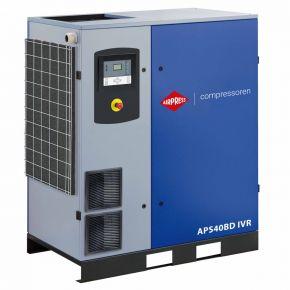 Screw Compressor APS 40BD IVR 13 bar 40 hp/30 kW 1000-5800 l/min