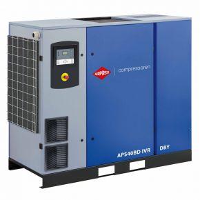 Screw Compressor APS 40BD IVR Dry 13 bar 40 hp/30 kW 1000-5800 l/min
