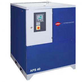 Screw Compressor APS 40 8 bar 40 hp/30 kW 3970 l/min