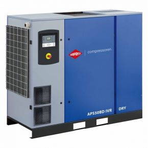 Screw Compressor APS 50BD IVR Dry 13 bar 50 hp/37 kW 1066-6335 l/min