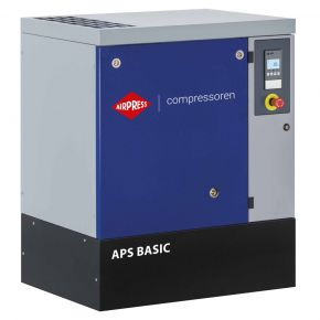 Screw Compressor APS 7.5 Basic 8 bar 7.5 hp/5.5 kW 846 l/min
