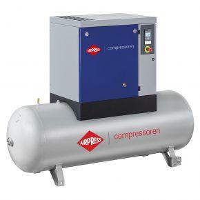 Screw Compressor APS 7.5 Basic Combi 10 bar 7.5 hp/5.5 kW 690 l/min 500 l
