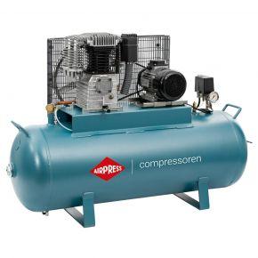 Compressor K 200-600 14 bar 4 hp/3 kW 360 l/min 200 l