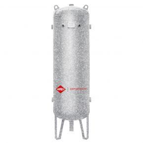 Air receiver 500 l galvanized 16 bar