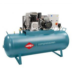 Compressor K 500-1000S 14 bar 7.5 hp/5.5 kW 600 l/min 500 l
