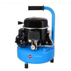 Silent air compressor L 9-75 8 bar 0.5 hp 60 l/min 9 l