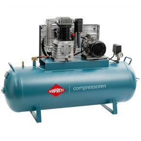 Compressor K 300-700 14 bar 5.5 hp/4 kW 420 l/min 300 l