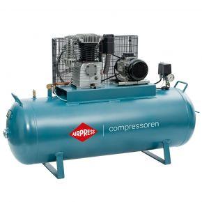 Compressor K 300-600 14 bar 4 hp/3 kW 360 l/min 300 l