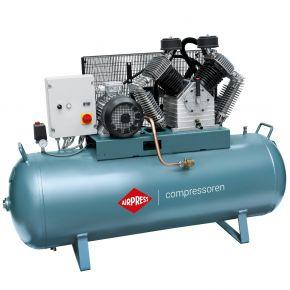 Compressor K 500-2000S 14 bar 15 hp/11 kW 926 l/min 500 l