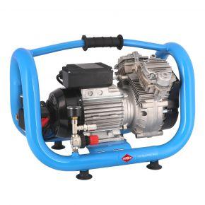 Silent oil free Compressor LMO 5-240 10 bar 1.5 hp 192 l/min 5 l