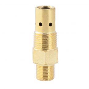 """Non-return valve 3/8"""" x 1/2"""" for H 216-6 compressor"""