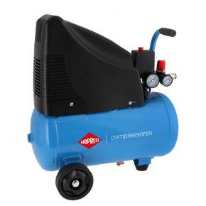 Compressor HLO 215-25 8 bar 1.5 hp/1.1 kW 172 l/min 24 l