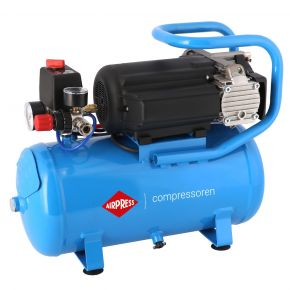 Silent oil free Compressor LMO 15-210 8 bar 0.75 hp 168 l/min 15 l
