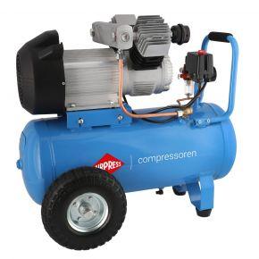 Compressor LM 50-350 10 bar 3 hp/2.2 kW 245 l/min 50 l