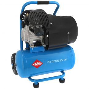 Compressor HL 425-24 8 bar 3 hp 314 l/min 24 l