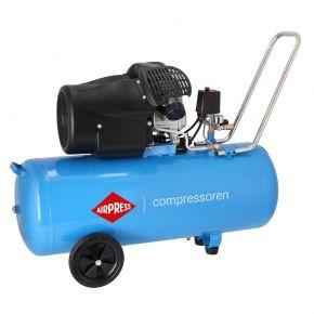 Compressor HL 425-100V 8 bar 3 hp/2.2 kW 314 l/min 100 l
