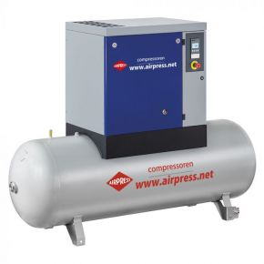 Screw Compressor APS 10 Basic Combi 10 bar 10 hp/7.5 kW 920 l/min 500 l