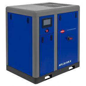 Screw Compressor APS 20 IVR X 10 bar 20 hp/15 kW 410-1870 l/min