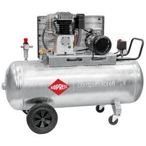 Compressor G 700-300 Pro 11 bar 5.5 hp/4 kW 530 l/min 270 l galvanized