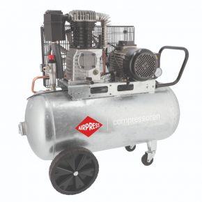 Compressor G 625-90 Pro 10 bar 4 hp/3 kW 380 l/min 90 l
