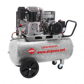 Compressor G 700-90 Pro 11 bar 5.5 hp 530 l/min 90 l 400V
