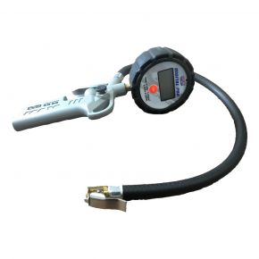Digital tire inflator 12 bar 50 cm