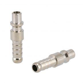 Plugin Nipple type Orion 8 mm 2 pieces