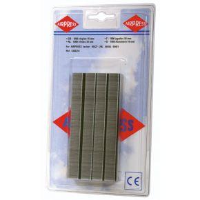 Staples 80/16 mm 1000 pieces