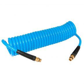 Spiral Air Hose 4 m 8 x 12 mm