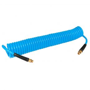 Spiral Air Hose 15 m 8 mm 12 bar