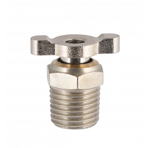 "Drain valve 1/4"""